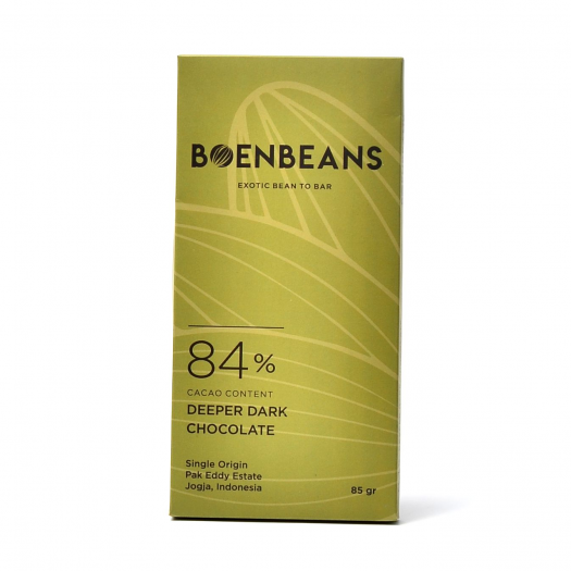 Dark Chocolate 84% - Agengan 85 gram